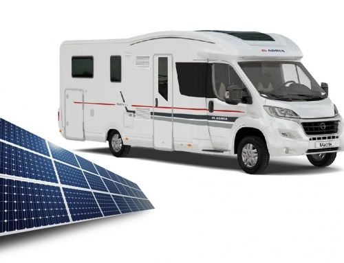 Placas Solares para Caravanas